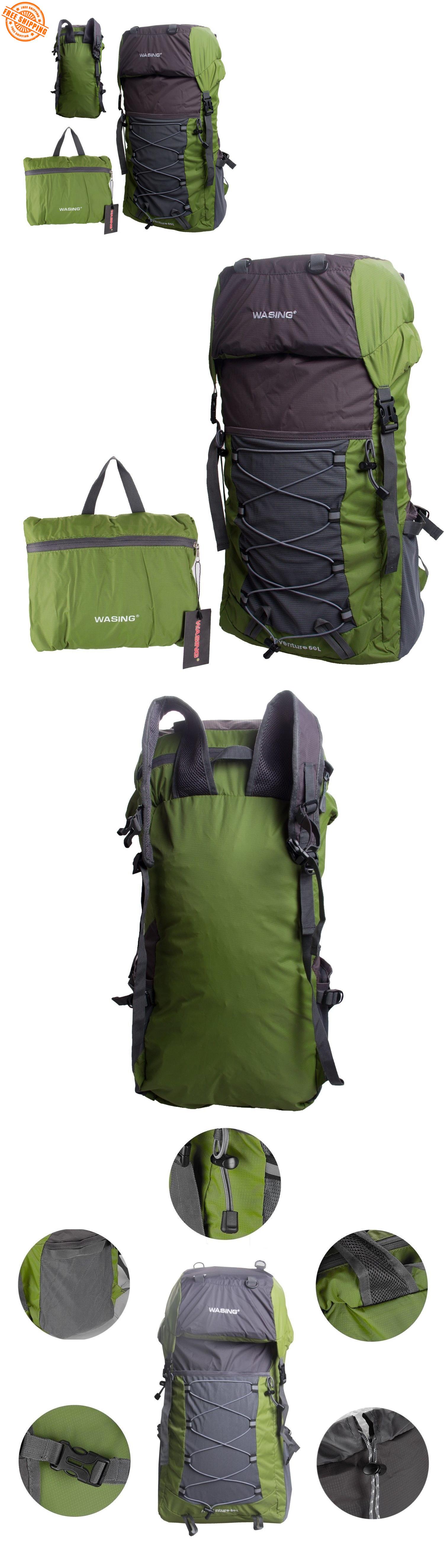 Other Camping Hiking Backpacks 36109  Waterproof Outdoor Sport Day Hiking  Trek Camping Travel Backpack Rucksack d81c70666b