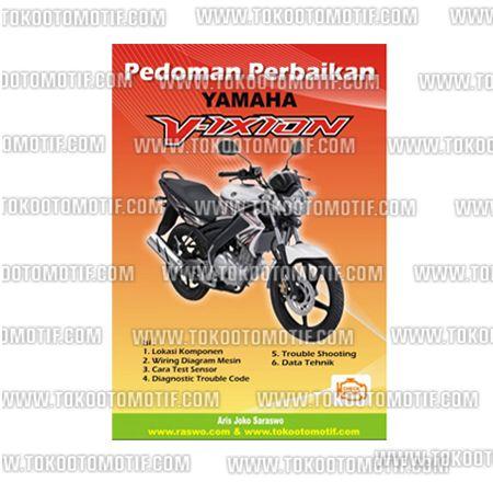 nama pedoman perbaikkan sepeda motor yamaha vixion kode rh pinterest ph service manual vizio xvt553sv service manual vizio e322vl