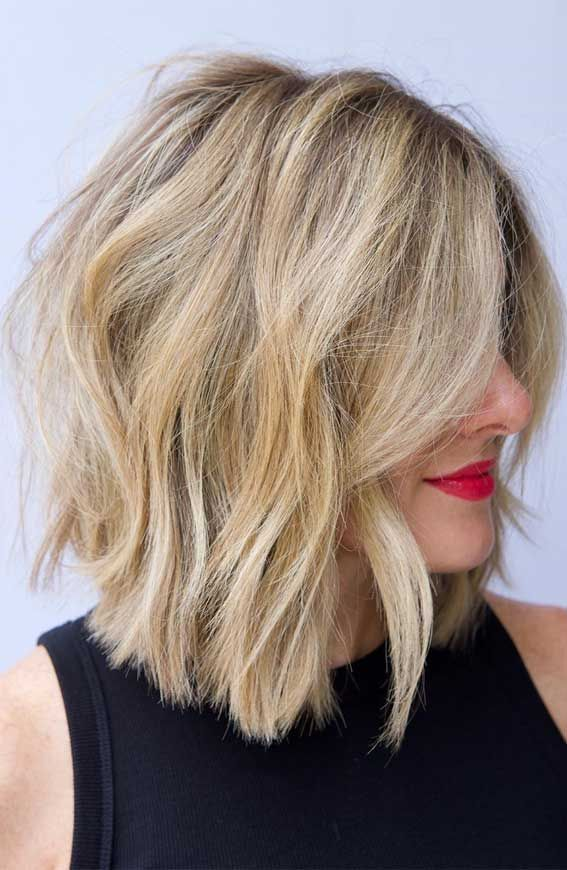 trendy low maintenance haircuts and hairstyles 1  i take