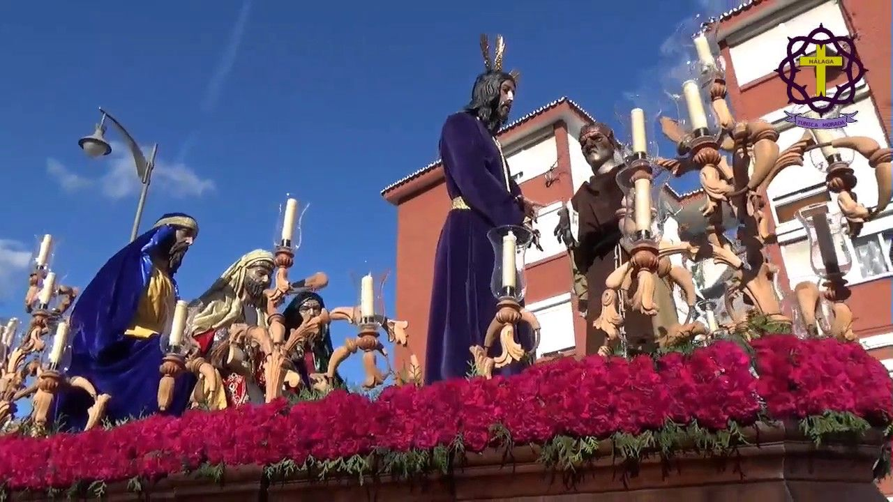 Jesús Ante Anás 2017