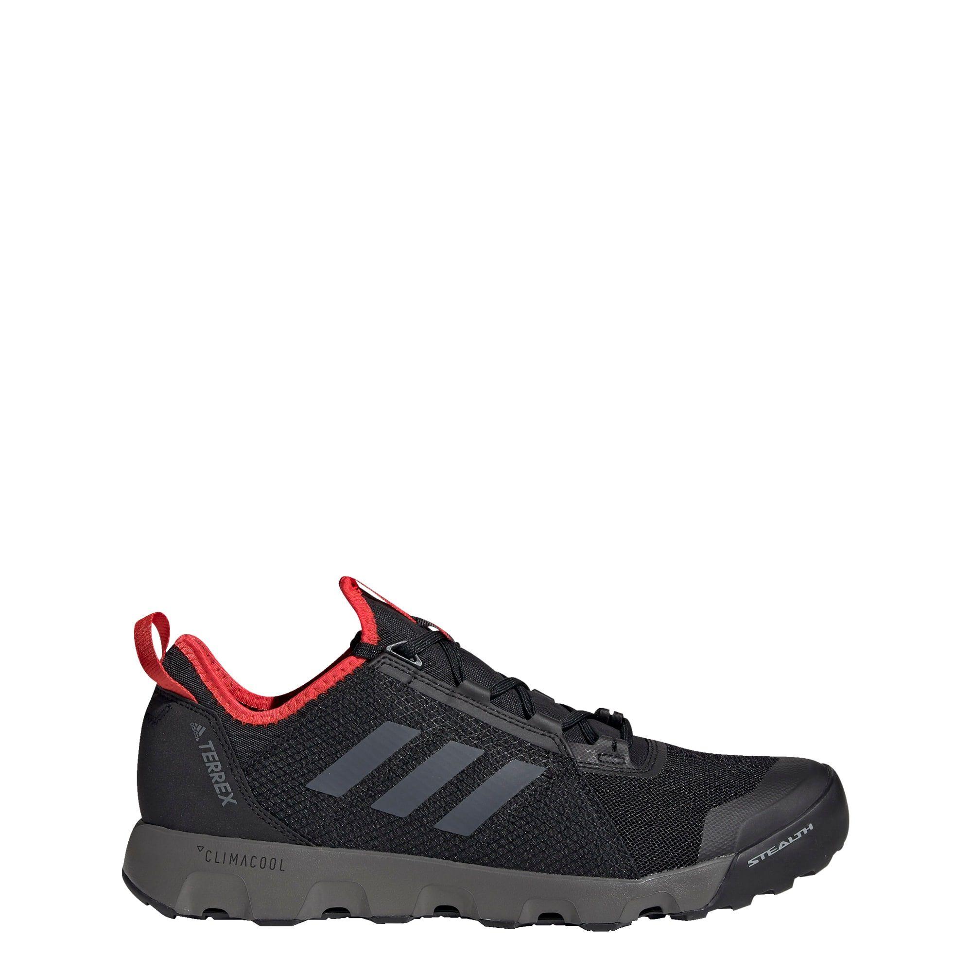 Adidas Performance Outdoorschuh Herren Schwarz Neonorange Grau Grosse 40 5 41 In 2020 Adidas Performance Schwarz Adidas