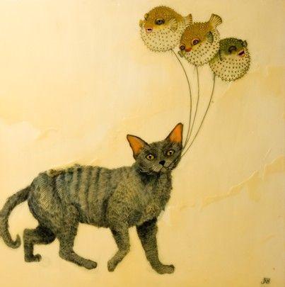 Lionfish, Jenny Keith-Hughes