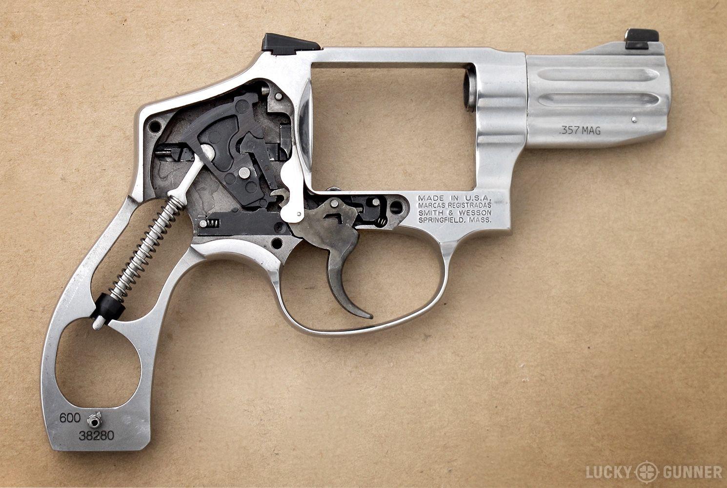 Review: Kimber K6s .357 Magnum Snub Nose | 357 magnum, Revolvers and ...