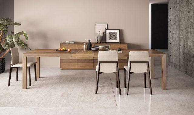 906265 Huppe Salle A Manger Mobilier De Salle A Manger Modern Dining Table Extendable Dining Table Dining Table