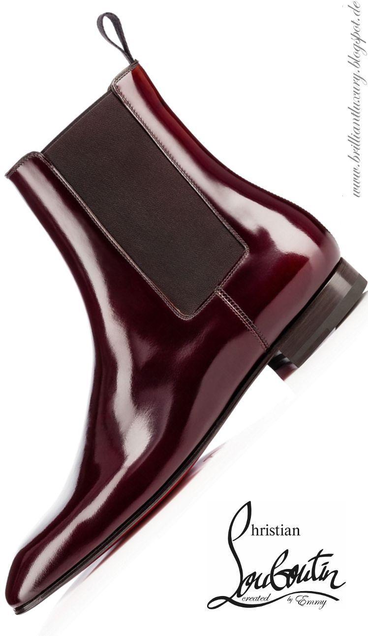the best attitude db554 38259 Brilliant Luxury ♢ Christian Louboutin Roadie Flat | MEN ...