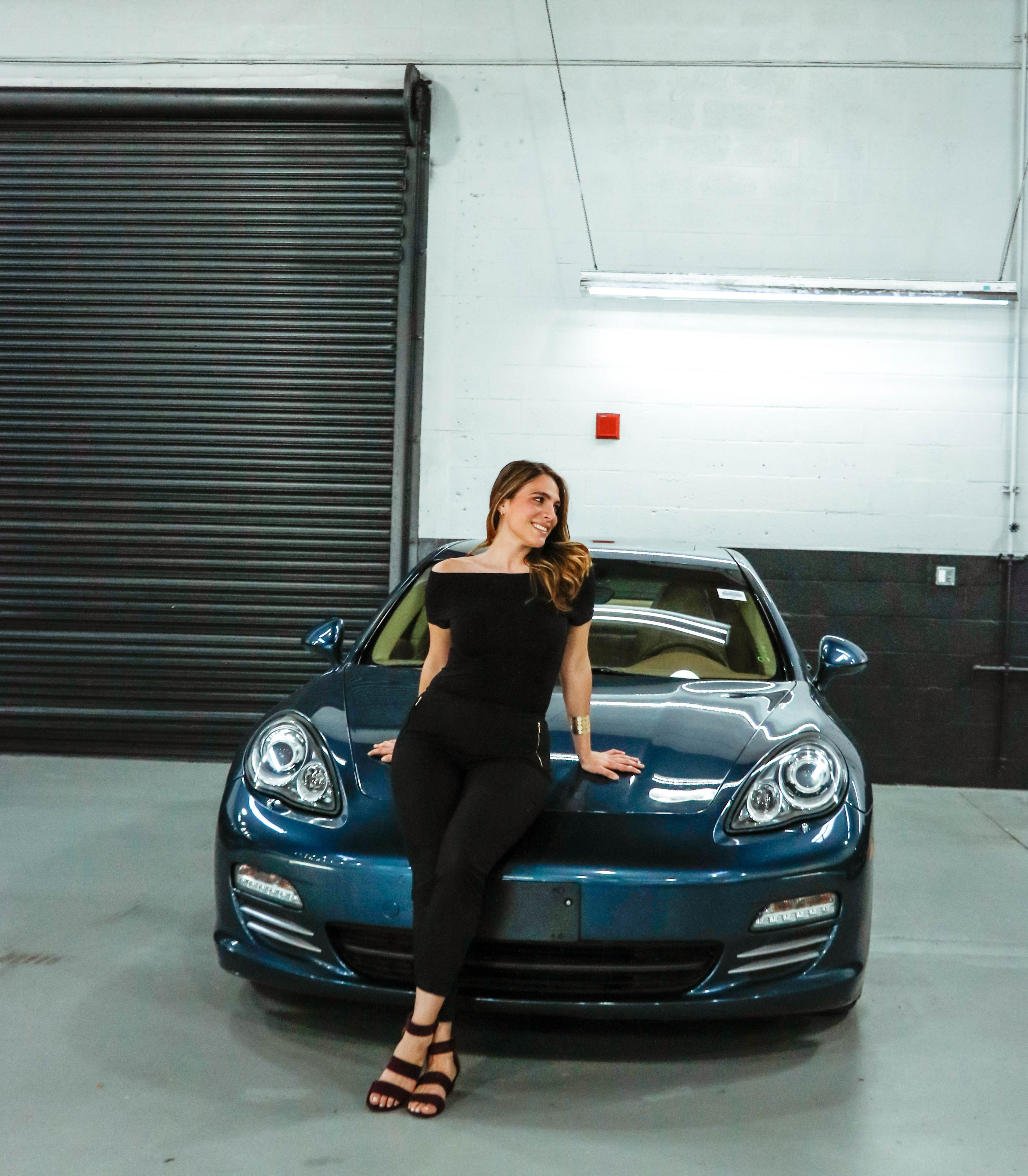 Who Loves Girls And Porsche?