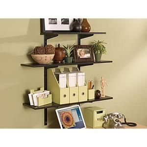 Rubbermaid 12 In X 24 In Black Laminated Wood Shelf Fg4b7900bla The Home Depot Wood Shelves Shelves Shelf Decor