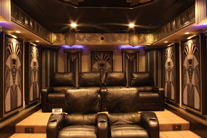 Art Deco Theater Lobby Home Designs Seating Accessories Contact About