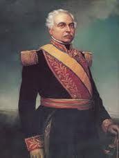 Jose Antonio Paez Venezuela Republica De Venezuela La