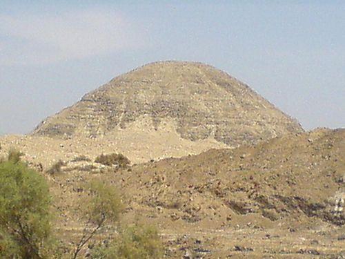Haware Pyramid, Egypt