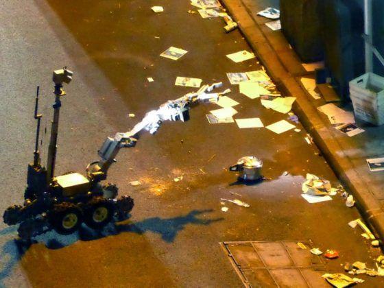 Investigators try to determine if accused New York bomber had help