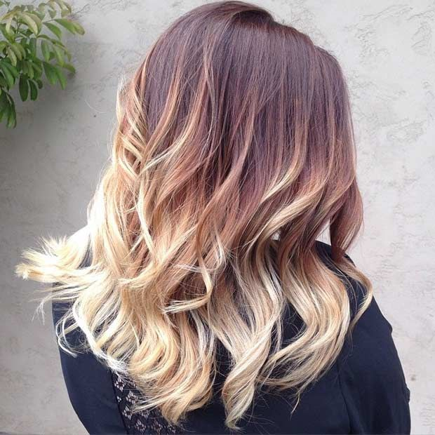 31 Balayage Hair Ideas for Summer | StayGlam Hairstyles ...