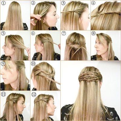 10 tutoriales para hacerte los mejores peinados de fiesta!! | los