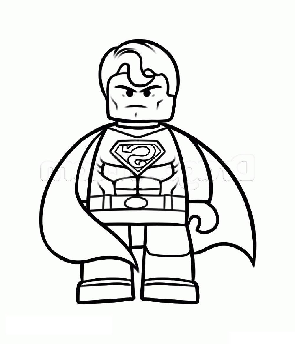 Lego Superman Coloring Pages Printable 101 Worksheets Lego Coloring Pages Lego Coloring Lego Movie Coloring Pages
