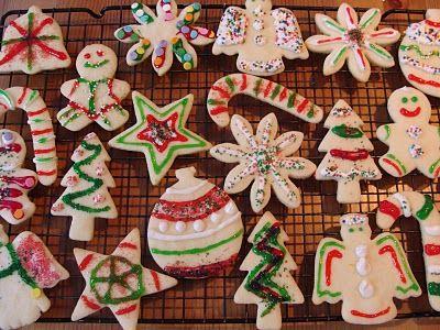 biscuits de Noël !!