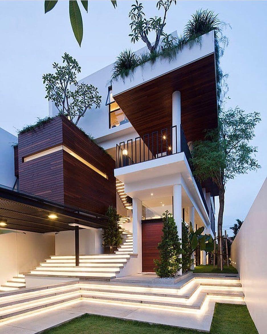 Desainrumahidaman Semoga Terinspirasi Inspirasi Dekorasi Rumah Dekorasi Rumah Idaman Dekorasi Rumah House Exterior Dream House Exterior Facade House
