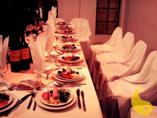 Servicio de Catering para eventos especiales - Contáctanos en Facebook: https://www.facebook.com/agenciagrupodec  #Catering #Lima