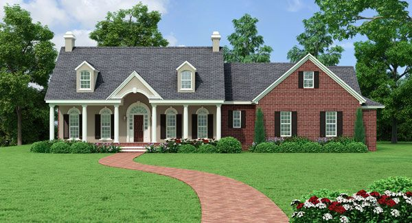 c7bf76c48e429a74f7ce1ab4fd428cbf plan 62108v open living area with bonus space cottage house,Single Story House Plans With Front Porch