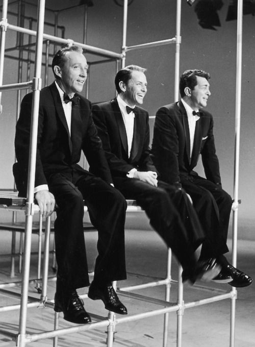 Bing Crosby, Frank Sinatra and Dean Martin - great youtube video check it out - Together Wherever We Go