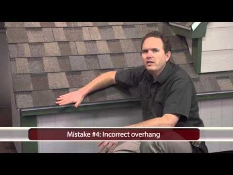 Photo of Installing Asphalt Shingles: 5 Common Mistakes to Avoid