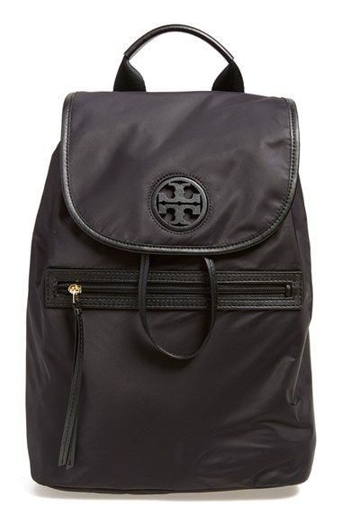 498e0939308 Tory Burch Nylon Backpack available at  Nordstrom