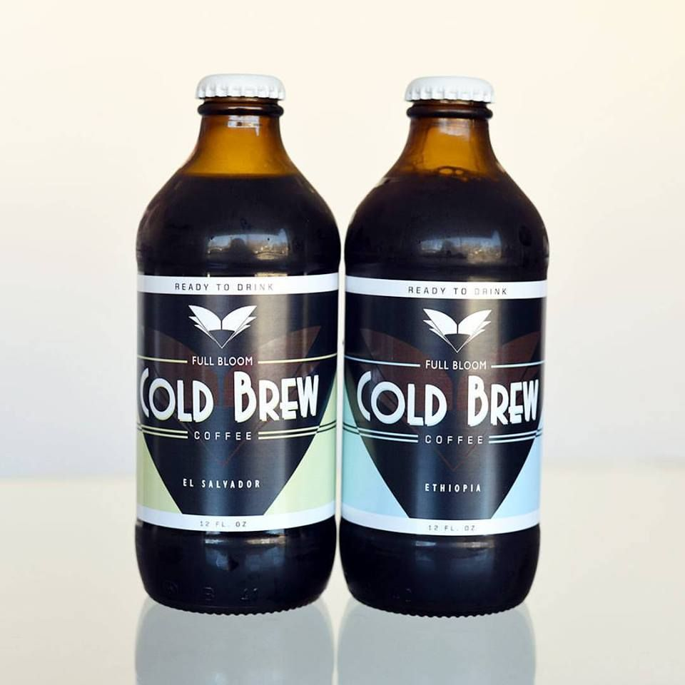 Introducing our new cold brew now available on the