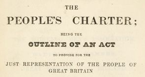 The Charter Was Launched In Glasgow In May 1838 At A Meeting