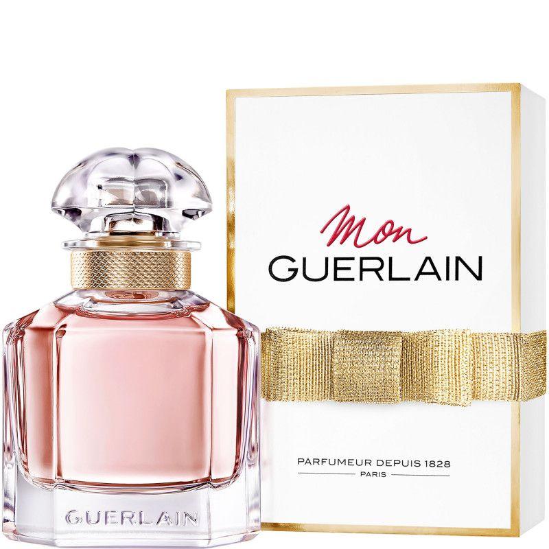 عطر مون جيرلان للنساء Women Perfume Perfume Perfume Bottles