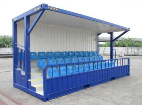 Arena stadium seating shipping container stadium seats for Outside storage units for sale