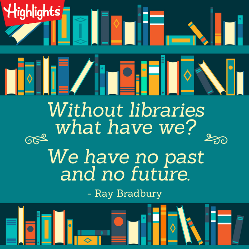 Without libraries what have we? Book lovers, Chapter