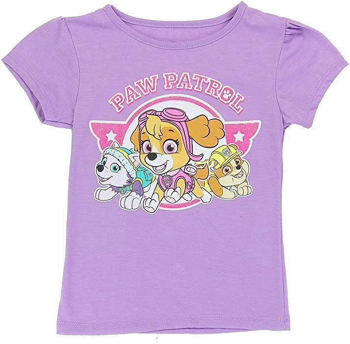 627138b0b Amazon.com  Paw Patrol Little Girls  Skye