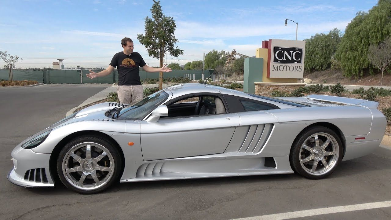 The Saleen S7 Is The Craziest Supercar Nobody Knows About Saleens7 Supercar Watch View Learn Np Nowplayin Super Cars Trending Videos Race Cars