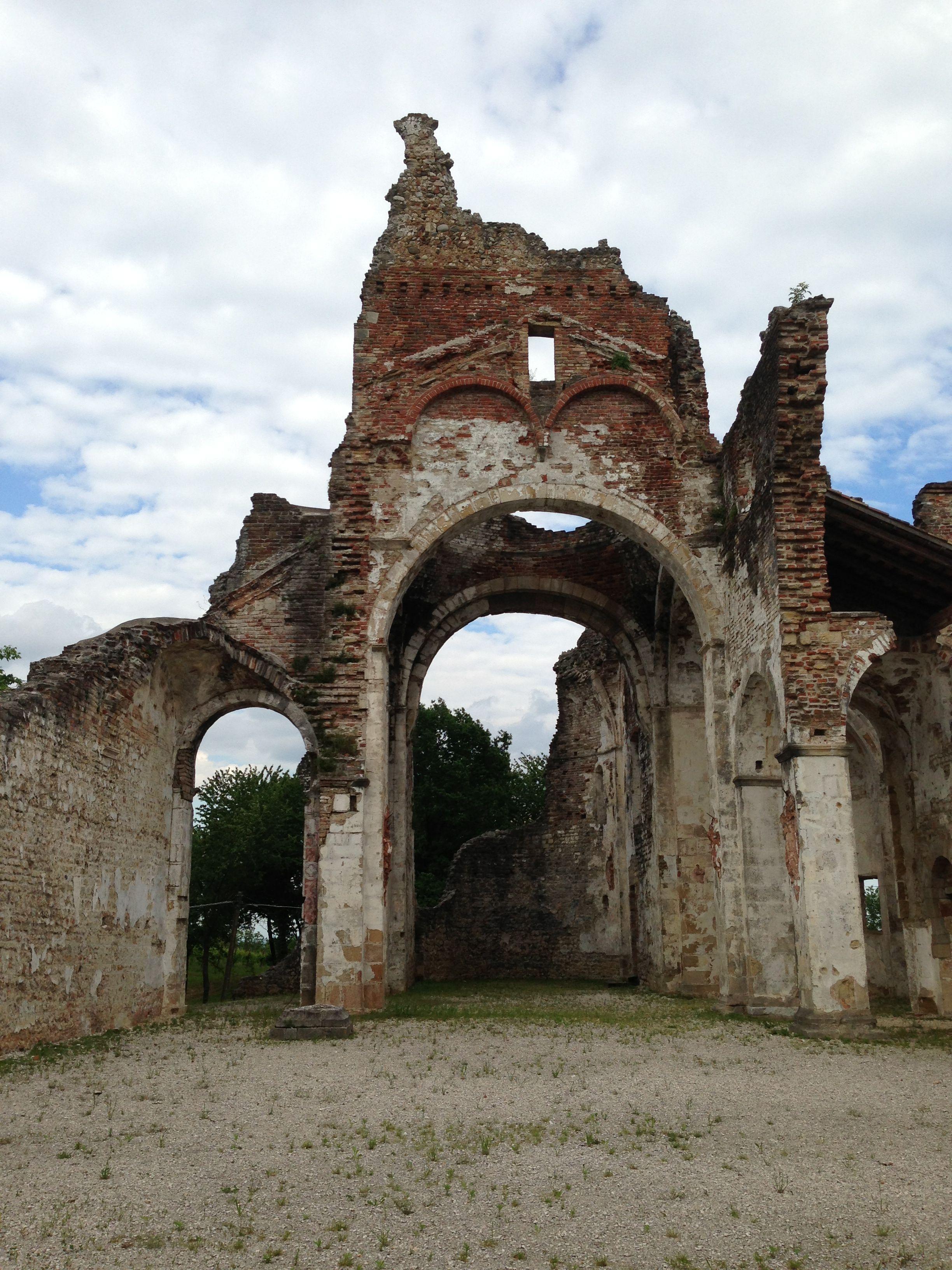 Old Abbey on Montello