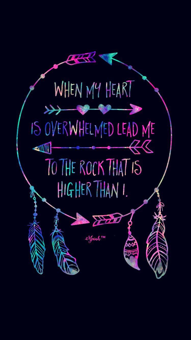 When My Heart Wallpaper Wallpaper Quotes Heart Wallpaper Inspirational Quotes Wallpapers