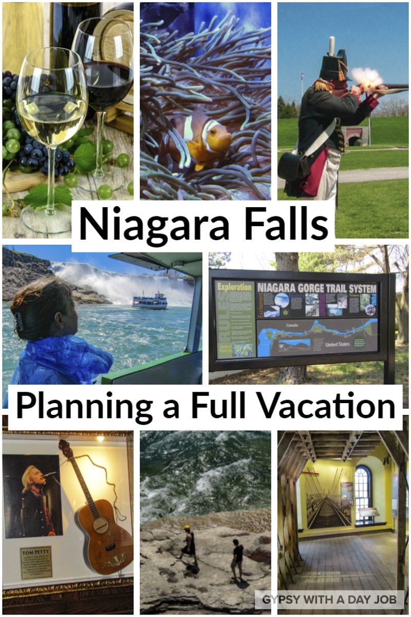 Have an ultimate niagara falls experience everything you