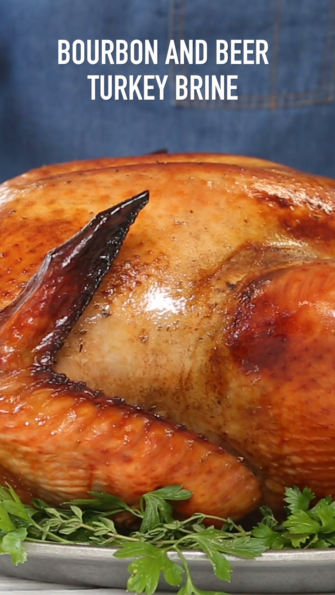 Bourbon and Beer Turkey Brine