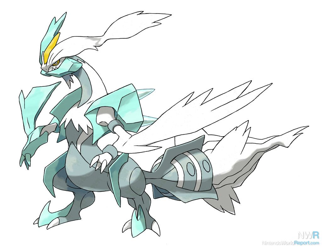 Pokemon Black And White Legendary Coloring Pages