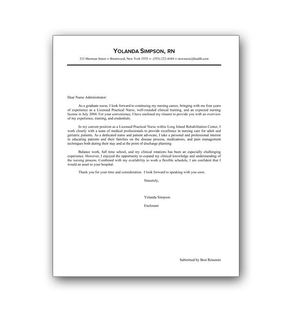 Free Cover Letter Templates Browse Through Our Free