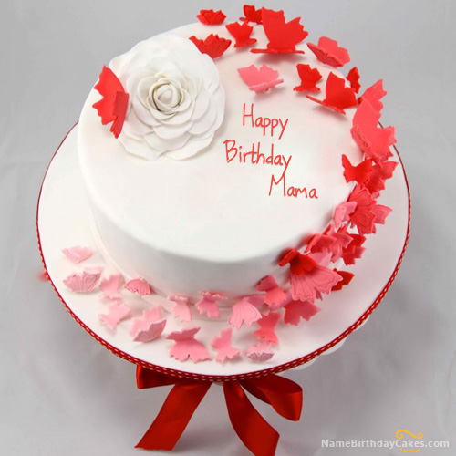 The Name Mama Is Generated On Happy Birthday Images Download Or