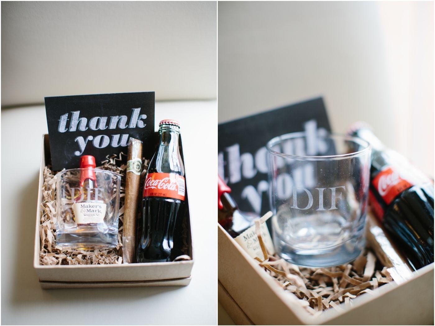 Groomsmen gift Southern Weddings Pinterest