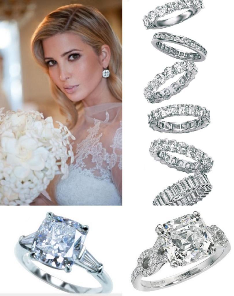 Ivanka Trump Engagement Ring Bridal Bar Collection Ivanka Trump