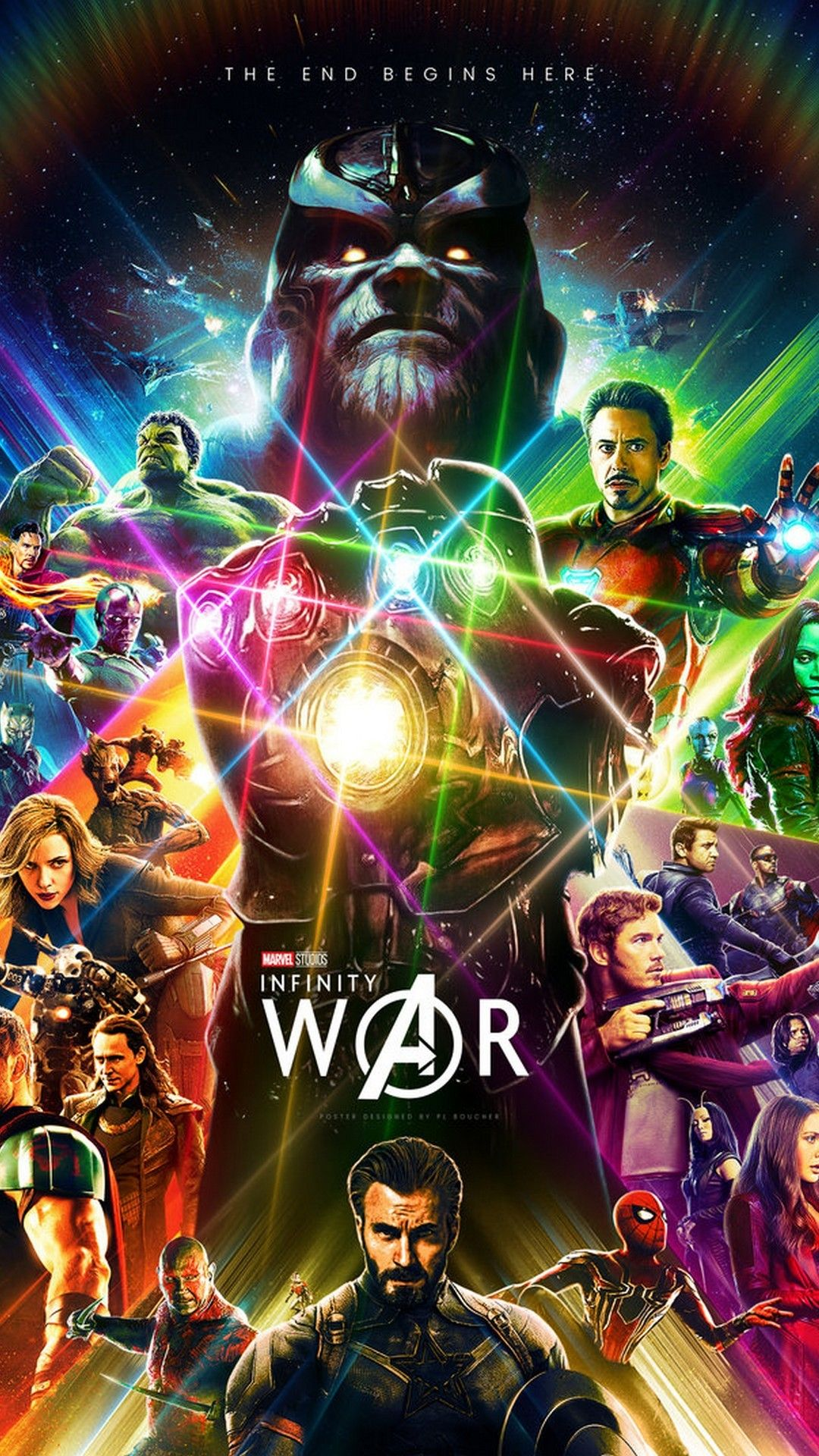 Avengers Infinity War Wallpaper Android - Best Android Wallpapers