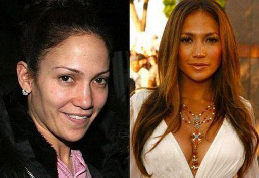 antes y despues de apearse de desazón famosas sin maquillaje