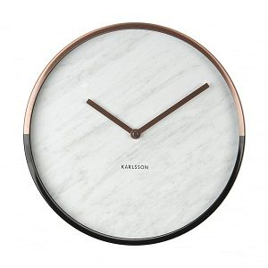 White Mint Home Gift Wall Clock Clock Home Gifts