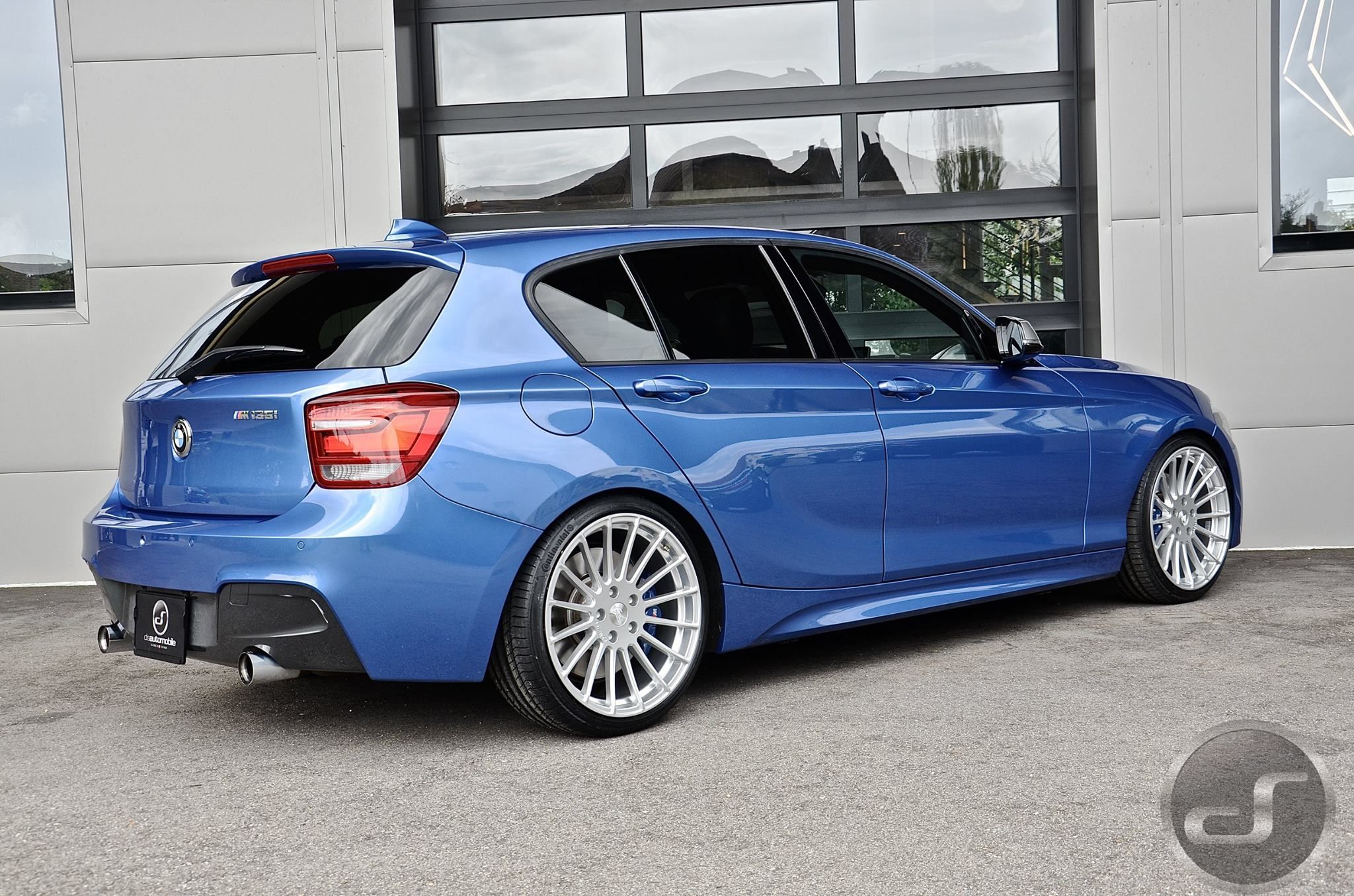 bmw f20 m135i hatchback estorilblue mpackage hamann. Black Bedroom Furniture Sets. Home Design Ideas