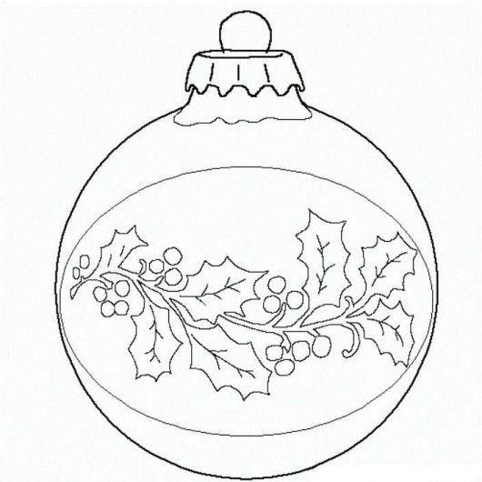 Ball Christmas Ornament Christmas Coloring Page Paginas Para Colorear De Navidad Dibujos De Navidad Para Imprimir Colores De Navidad