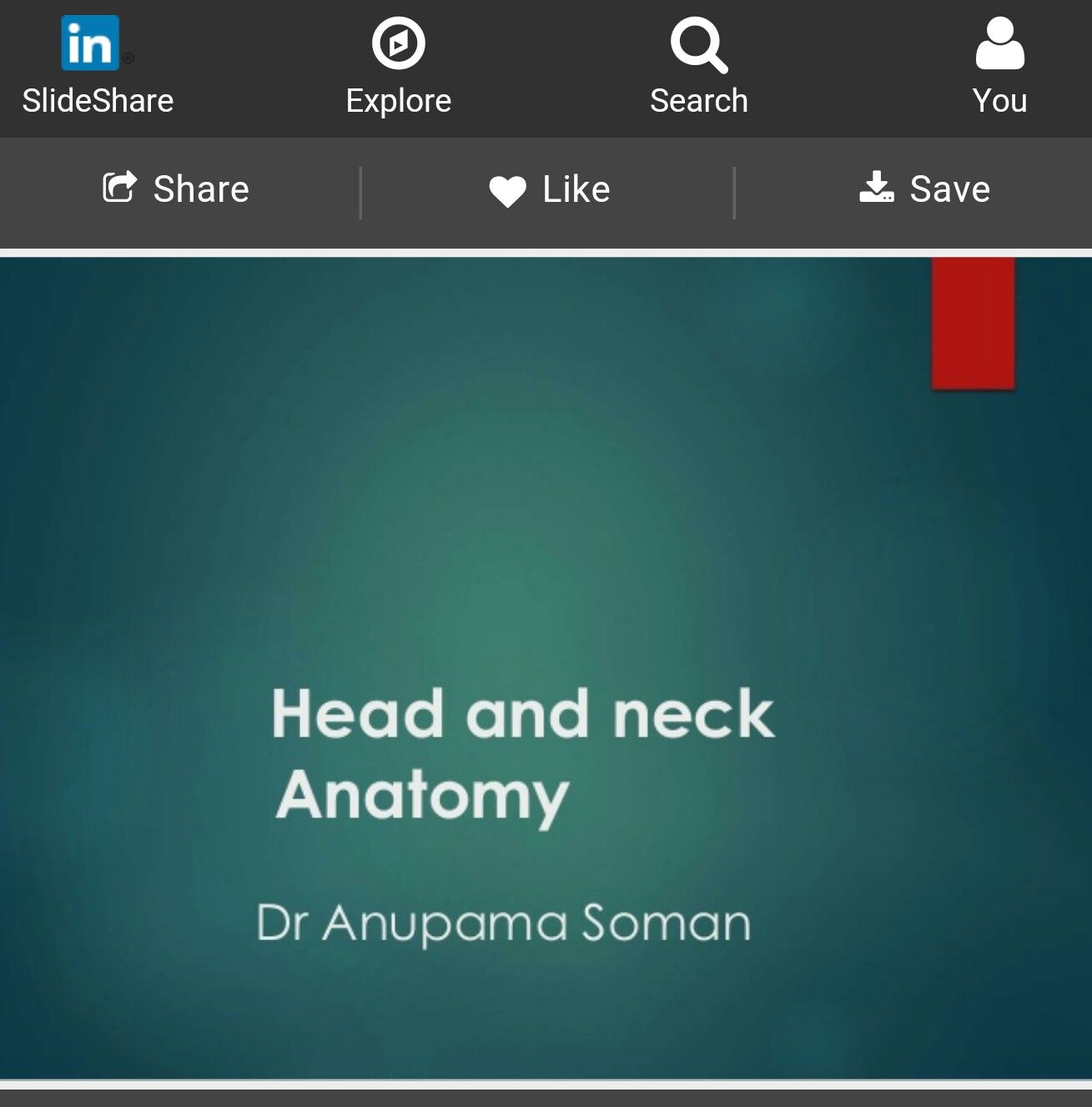 Head and neck anatomy powerpoint | Head & Neck Anatomy | Pinterest ...