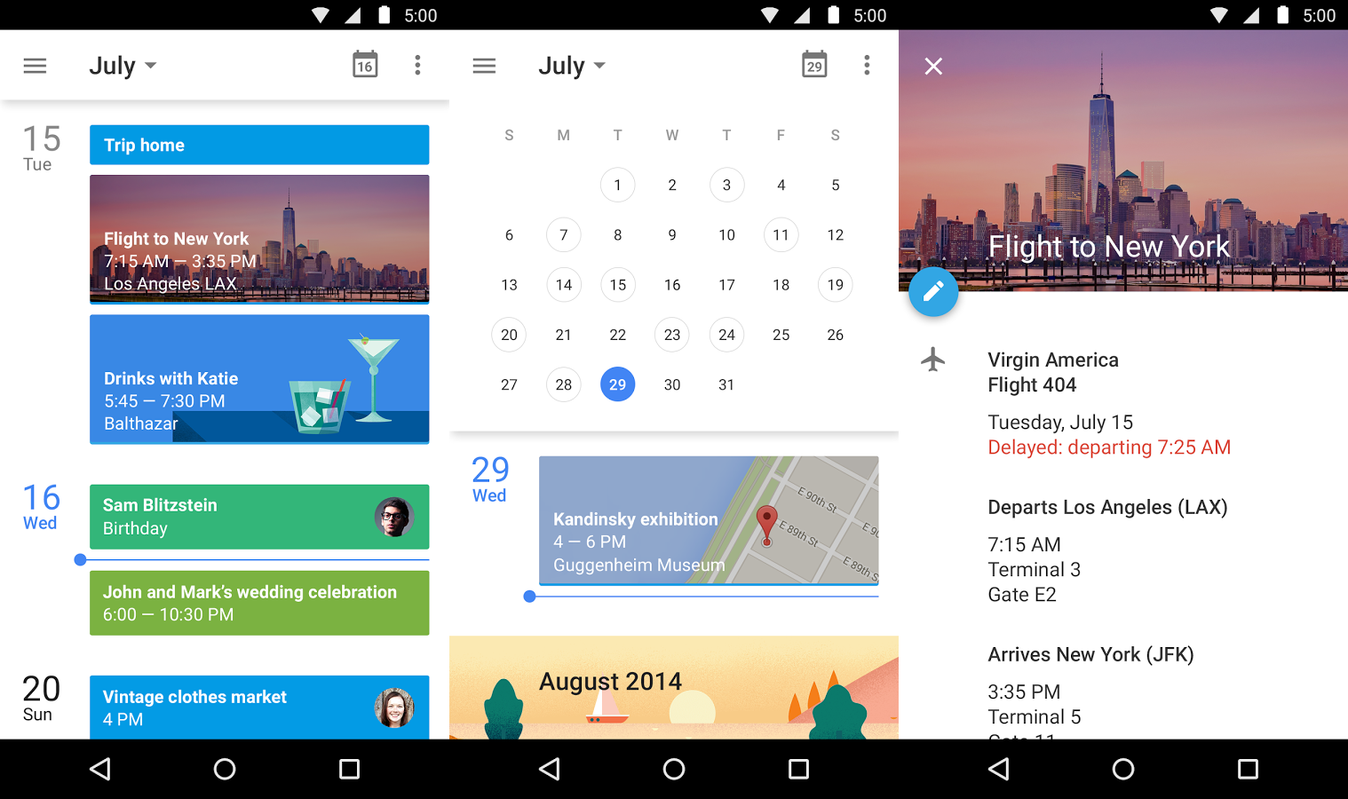 10 Android Apps With Material Design That You Should Be Using Right Now Android Apps Iphone Apps Android Design