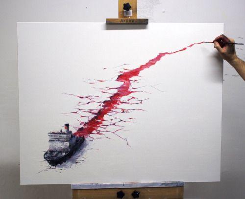 Pejac - Artiste