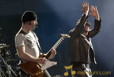 Dave Evans ~U2